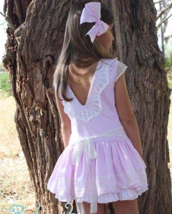 Vestido de niña verano