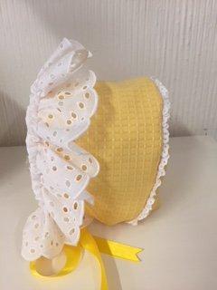 capota amarilla