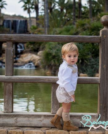 conjunto para niño 2 años