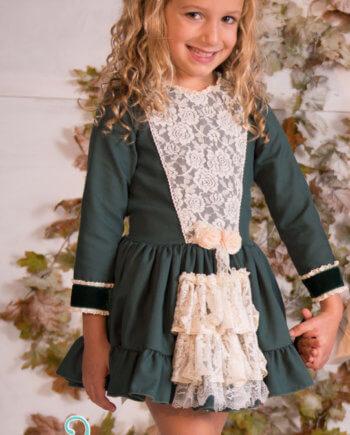 Vestido niña. 6-7 años