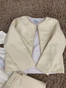 talia chaqueta