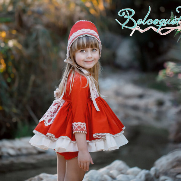 bella jesusito rojo