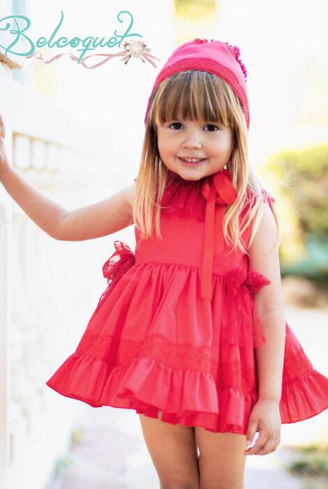 Belcoquet Mia vestido jesusito