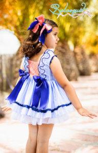 Belcoquet Olivia vestido vuelo espalda