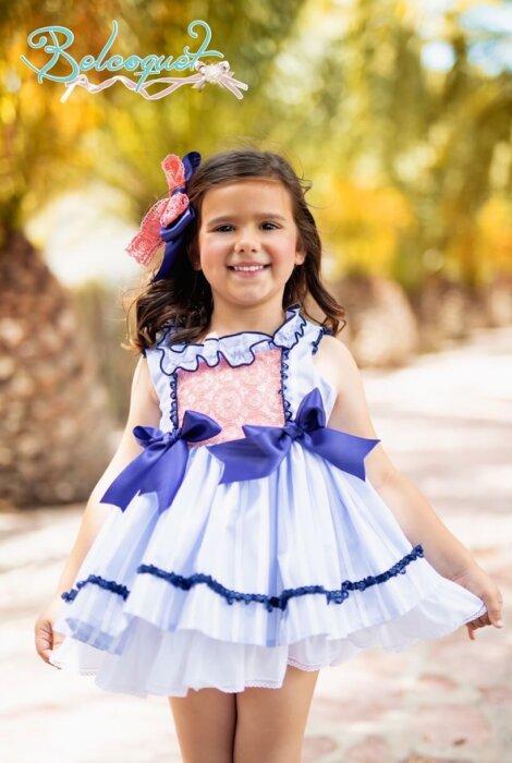 Olivia vestido de vuelo