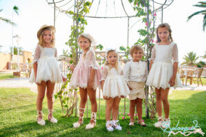 vestido belcoquet cream 14