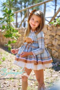 Belcoquet Peter Pan vestido