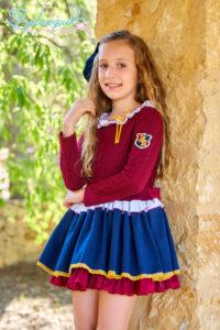 Belcoquet Harry Potter vestido 03