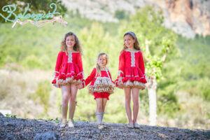 Belcoquet Caperucita Roja vestido vuelo 03
