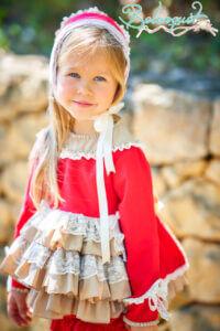 Belcoquet Caperucita Roja vestido vuelo jesusito 02