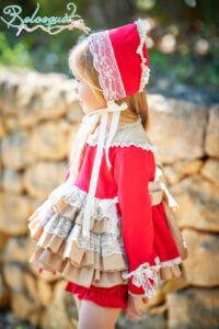 Belcoquet Caperucita Roja vestido vuelo jesusito 03