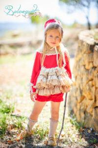 Belcoquet Caperucita Roja vestido vuelo jesusito